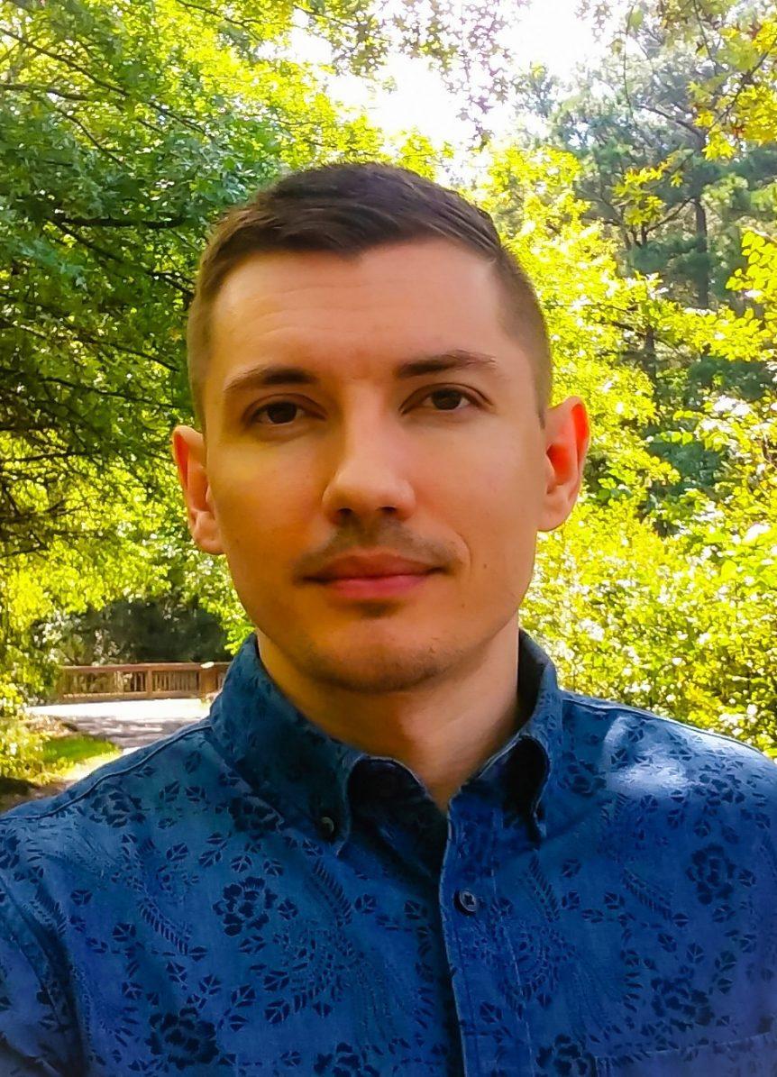 About Vitaly Tennant | VitalyTennant.com
