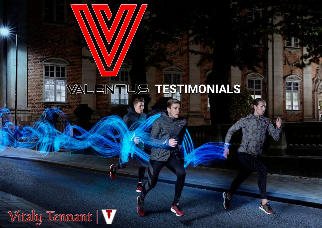 Vitaly Tennant, Valentus, VitalyTennant.com, VitalizeOne, Testimonials, Testimonies, VT