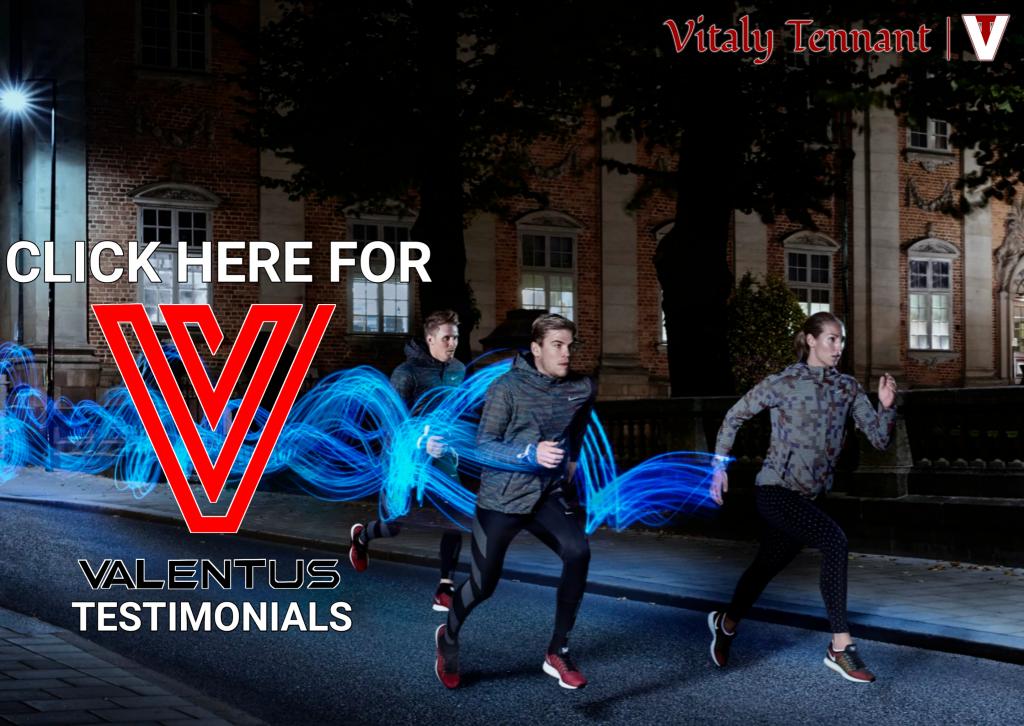 Vitaly Tennant, Valentus, VitalyTennant.com, VitalizeOne, Testimonials, Testimonies, VT, click