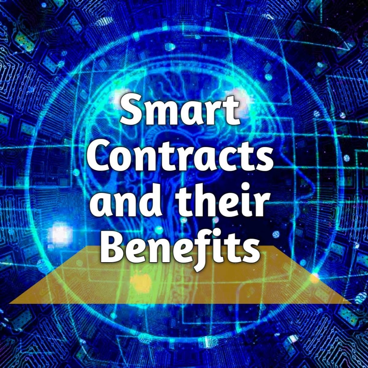 Smart Contracts and their Benefits, Vitaly Tennant, VitalyTennant.com
