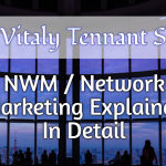 What's all this NWM / Network Marketing stuff anyway?
