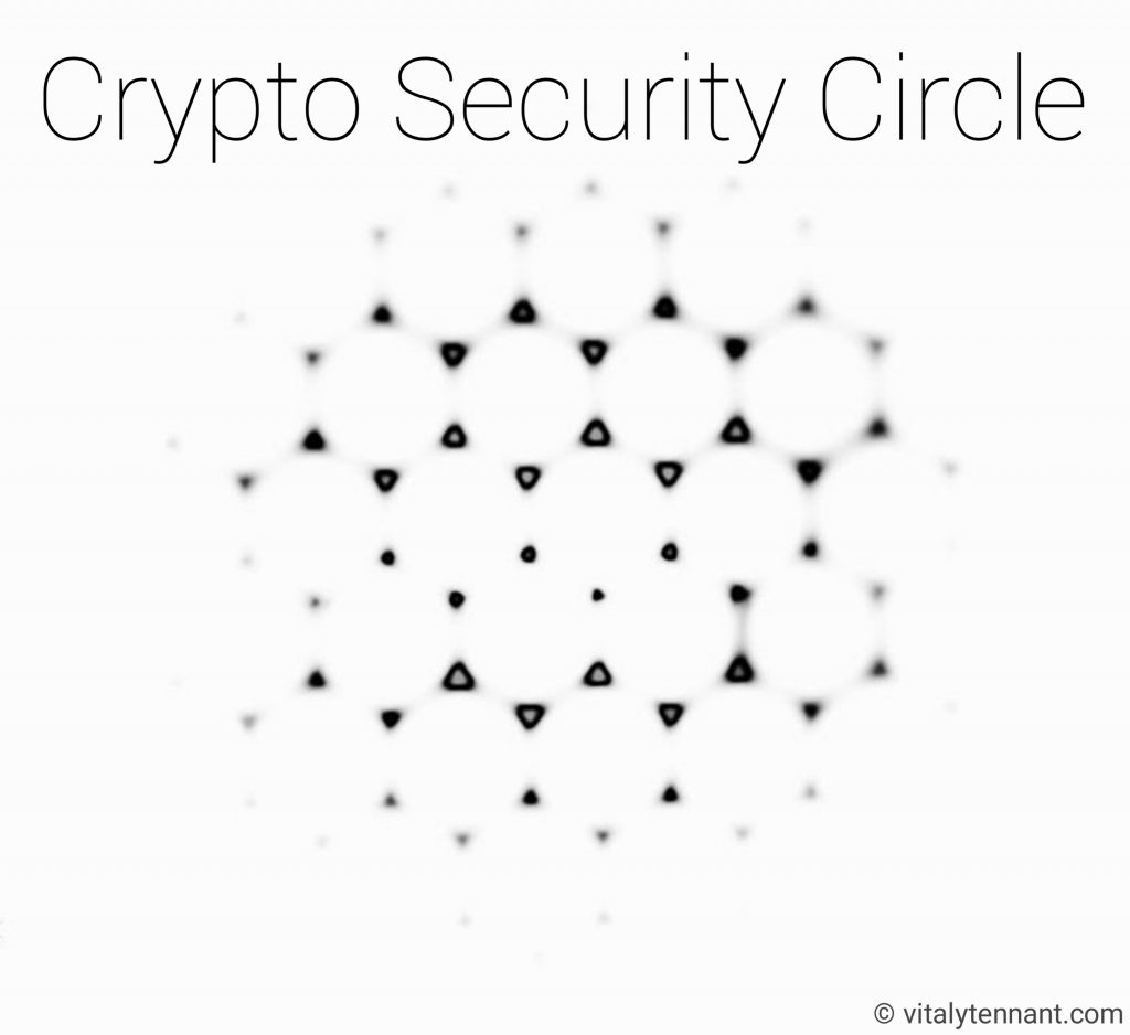 Vitaly Tennant, crypto security circle, vitalytennant.com